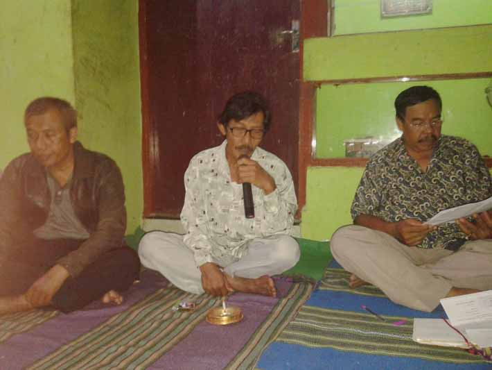 Hanung Sapto Raharjo, Ketua Ikasuwara Kabupaten Fakfak