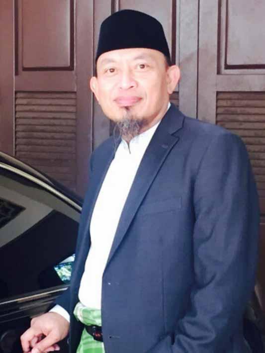 Dr. KH. Ahzami Sami'un Jazuli, MA.