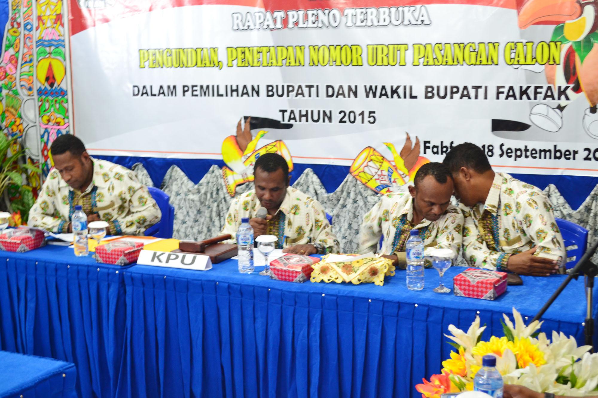 3 anggota dan 1 mantan anggota KPU dijadwalkan sidang DKPP