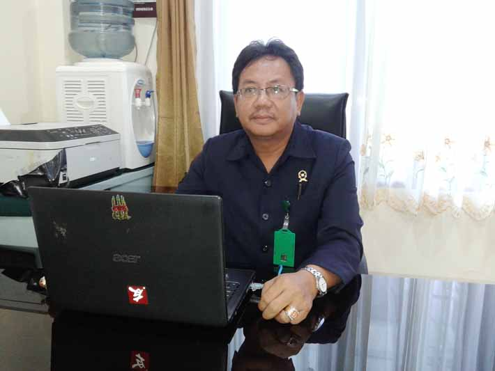 Ketua PN Fakfak, Ferry Haryanta, SH.