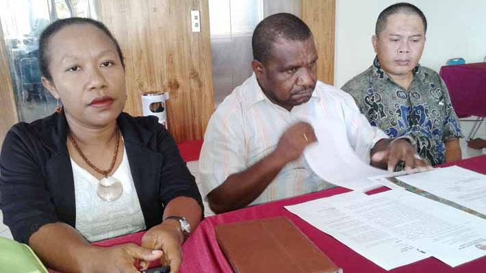 KPU Provinsi ambil alih tugas KPU Fakfak