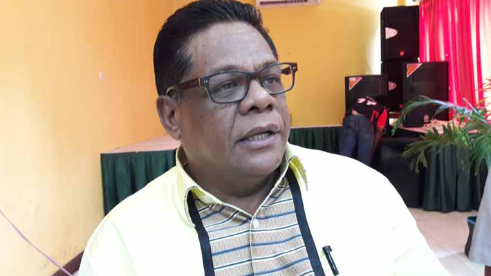 Drs. Mohammad Uswanas, M.Si. Bupati terpilih