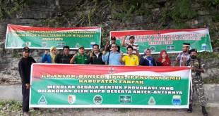Pernyataan sikap pemuda, mahasiswa dan pelajar Nahdlatul Ulama Kabupaten Fakfak