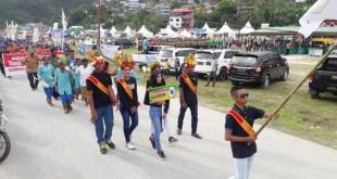 Peserta PEDA III dari Kabupaten Fakfak