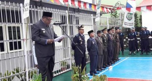 Bupati Fakfak menjadi inspektur upacara pemberian remisi