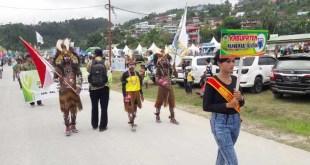 Peserta PEDA III dari Kabupaten Manokwari Selatan