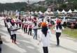 Drum Band SMA Negeri 1 Fakfak semarakkan pembukaan PEDA III
