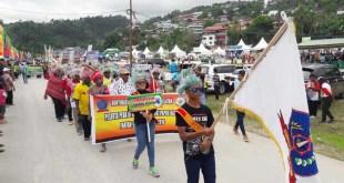 Peserta PEDA III dari Kabupaten Sorong Selatan