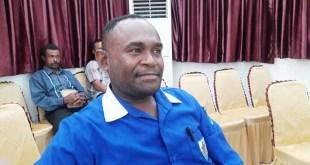 Ketua DPD KNPI Kabupaten Fakfak, Abdullah Bahba