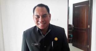 Kepala Dinas Pekerjaan Umum Kabupaten Fakfak, Samaun Dahlan, S.Sos. M.AP.
