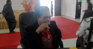 Wilhelmina Woy, Sekretaris Fraksi Kebangkitan Demokrasi DPRD Kabupaten Fakfak