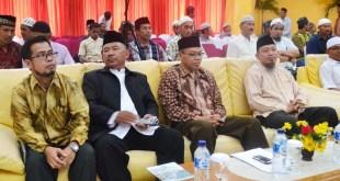 Kegiatan Pelatihan Menejemen Kemasjidan dan Dakwah bersama Dr. Samiun Jazuli (kanan) dari Jakarta