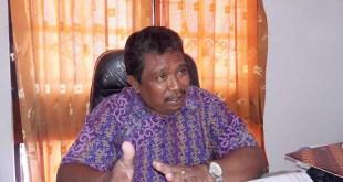 Kepala Bidang Anggaran DPPKAD Kabupaten Fakfak, Sulaiman Uswanas