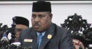 Samaun Hegemur, Ketua DPC Nasdem Kabupaten Fakfak