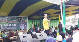 Ustadz Maulana hadiri Harlah NU ke 91 di Fakfak