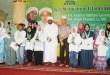Siswa Siswi Sd-SMP IT As Salaam dalam kejuaraan yang diadakan AFKN