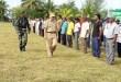 Upacara Pembukaan TMMD ke 99 Tahun 2017 di Kabupaten Fakfak
