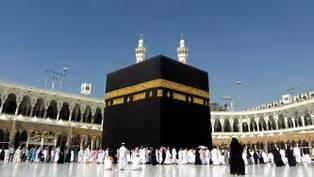 Ka'bah, kiblat umat muslim