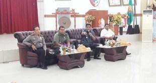 Pertemuan Forkopimda dan tokoh masyarakat membahas KNPB