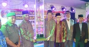 Distrik Pariwari meraih juara umum pada MTQ VII tahun 2017 tingkat Kabupaten Fakfak