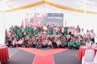 Perserta Program Pemagangan Teknisi Tangguh LNG ketiga