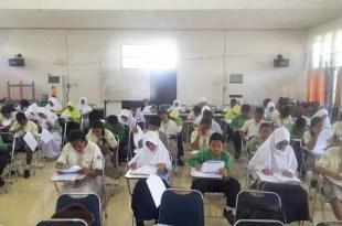 Ratusan pelajar SMP mengikuti OFC di hari pertama