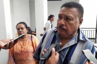 Ketua Yayasan Peduli Pendidikan Bangsa dan Ketua STIKIP Nuu War yang baru