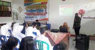 Sosialisasi Pengawasan Pemilu Partisipatif Bagi Pemilih Pemula di SMA Negeri 1 Fakfak
