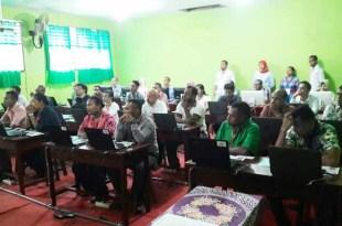 Tes tertulis metode CAT untuk seleksi calon anggota KPU Kabupaten Fakfak