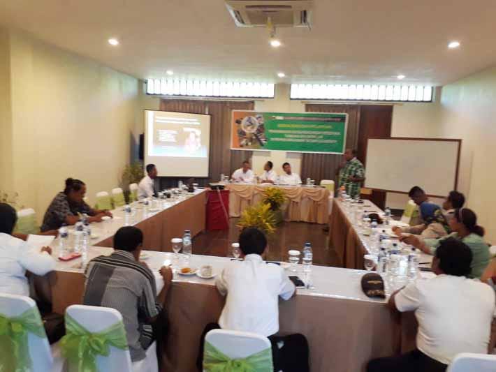 Sosialisasi pengawasan terhadap tumbuhan dan satwa liar di Kaimana