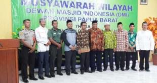 Pembukaan Musyawarah Wilayah DMI Papua Barat di Manokwari