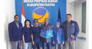 DPD Partai Nasdem Kabupaten Fakfak mengutuk keras aksi terorisme dan radikalisme