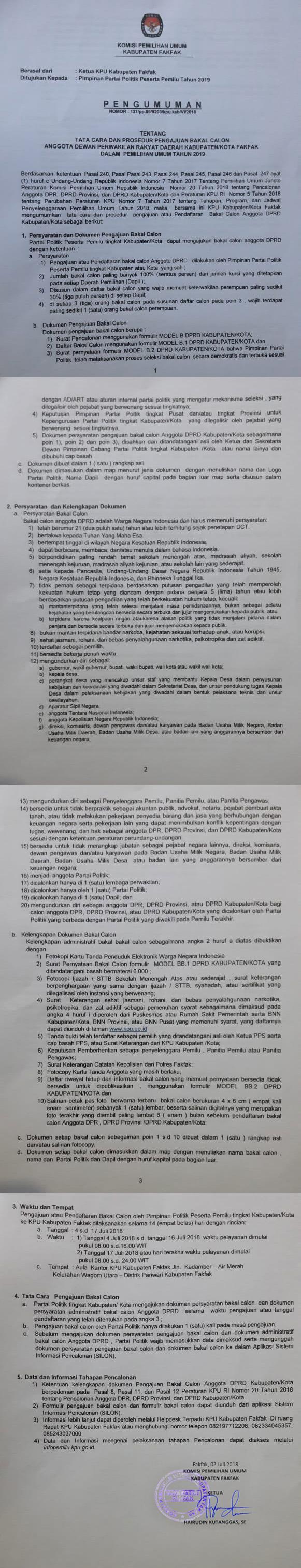 Edit KPU
