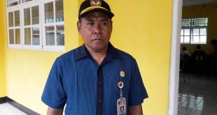 Hasanudin Rettob, S.Pd.I. Divisi Teknis Penyelenggara Pemilu KPU Kabupaten Fakfak