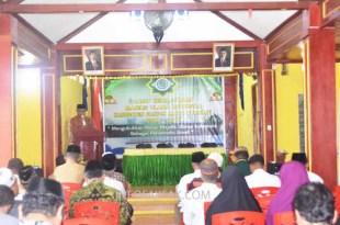 Rapat Kerja Daerah MUI kabupaten Fakfak
