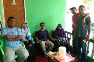 Tiga komunitas memberikan dukungan kepada Abdul Basir Tuhepaly Raih Posisi Ketua KNPI