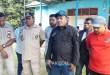 Hasanudin Rettob (nomor dua dari kiri) komisioner KPU Fakfak