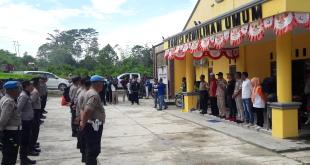 Apel persiapan pendistribusian logistik Pemilu 2019