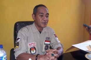 Ketua KPU Fakfak, Dikhuru Dekri Radjaloa