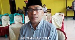 Muhammadon Daeng Husein, Ketua MUI Kabupaten Fakfak