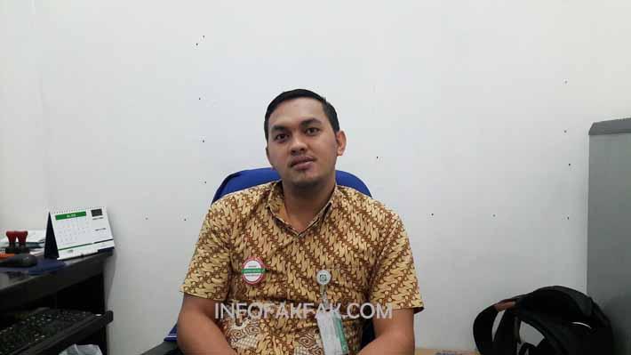 Apriyanto Pontjapu, Kepala BPJS Kesehatan Kabupaten Fakfak
