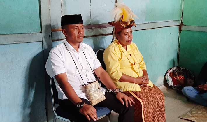 Pasangan Uta-Yo siap maju sebagai kandidat Bupati dan Wakil Bupati Fakfak pada Pilkada tahun 2020