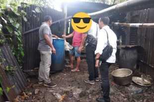 SatRes Narkoba Polres Fakfak, kembali memberangus industri miras lokal di Distrik Pariwari