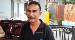 Salim Alhamid, koordinator tim keluarga Untung Tamsil