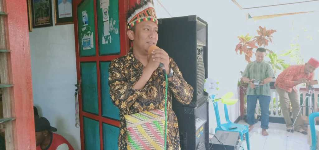 H. Chairudin Pawiloy Hobrow Namudat