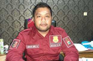 AKP Misbachul Munir, S.IK., Kasat Reskrim Polres Fakfak, Papua Barat