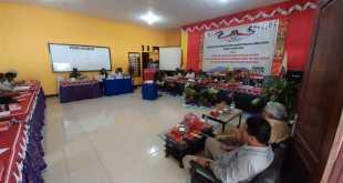 KPU kabupaten Fakfak gelar sosialisasi PKPU 15 tahun 2019