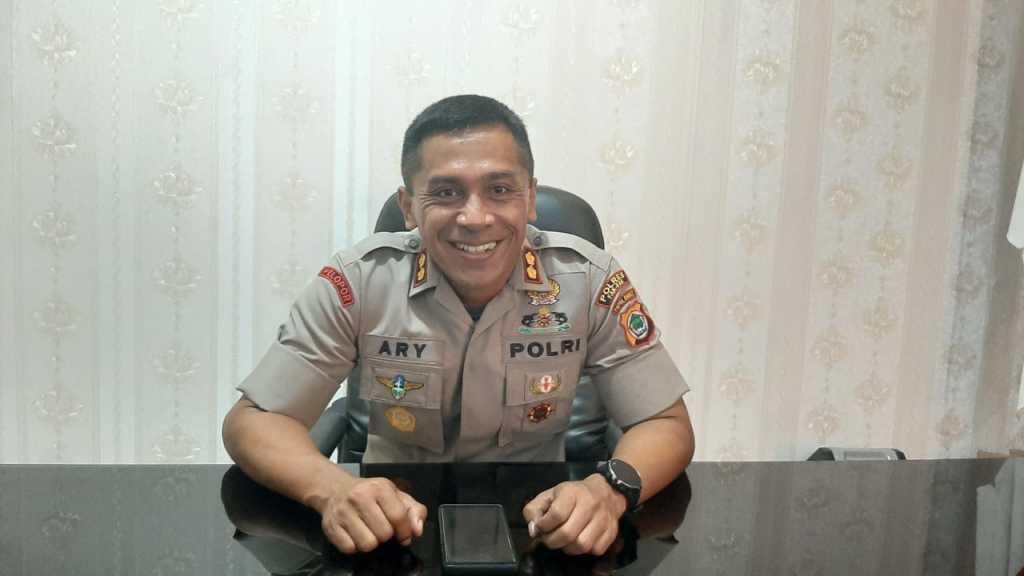 Kapolres Fakfak, AKBP. Ary Nyoto Setiawan, S.IK., M.H.