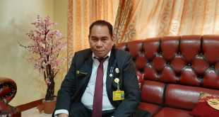Samaun Dahlan, S.Sos. M.A.P., Kepala Dinas PUPR2KP Kabupaten Fakfak