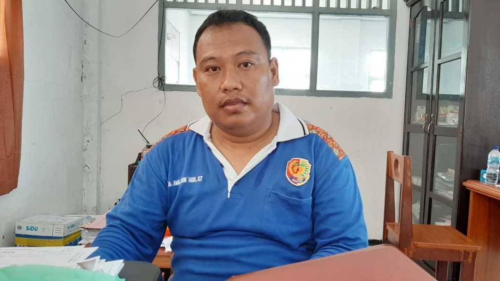 Muhammad Awaludin Nur, S.T., Kepala UPTD BLK Kabupaten Fakfak